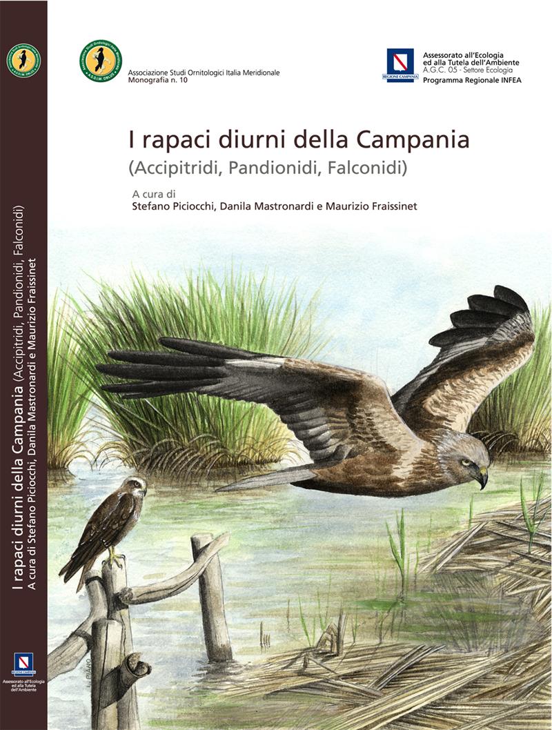 I rapaci diurni della Campania