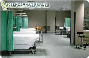 Nuova tecnica per la pulizia negli ospedali