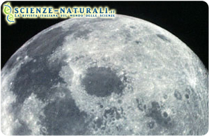 Luna a rischio erosione
