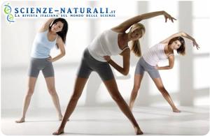 Nascondi esercizio fisico stimola cellule staminali muscoli