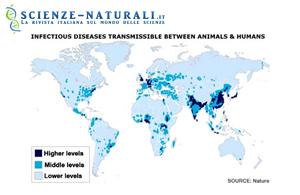 Distribuzione geografica delle malattie Infettive