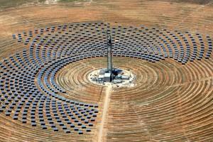 Impianto solare della Gemasolar, Andalusia