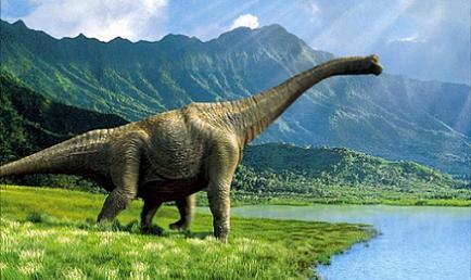 Dinosauro Sauropode