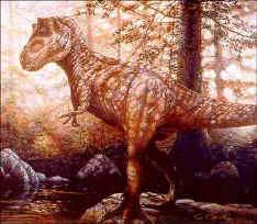 Dinosauro Teropode