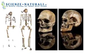 I più antichi scheletri umani moderni si trovano in Germania, nel sito di Oberkassel, nelle vicinanze di Bonn (Fonte: Landesmuseum, Bonn)