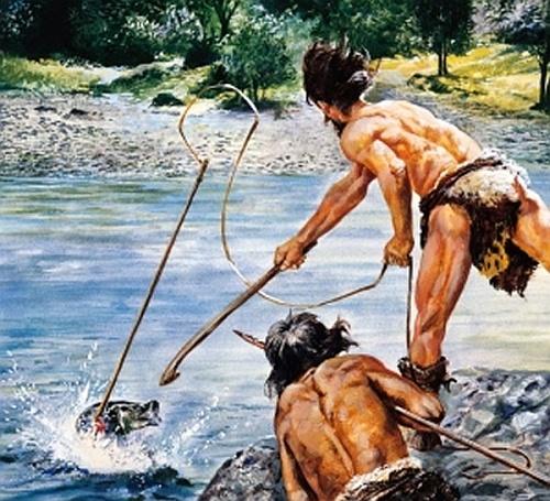 L'Europa era abitata e popolata da gruppi di cacciatori-raccoglitori prima ancora che  le migrazioni provenienti dal Medio Oriente portassero l'agricoltura nel continente.