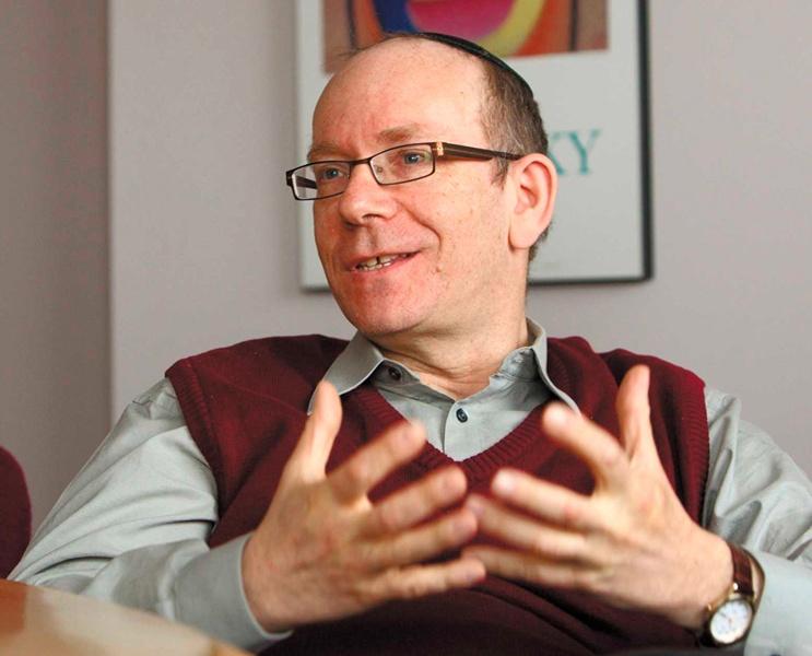 Moshe Szyf, biologo molecolare e genetista. (McGill University)