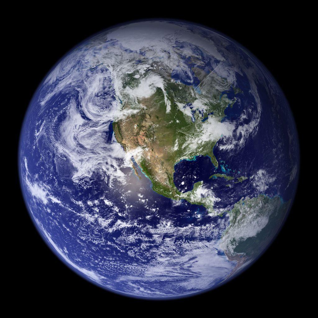 Uno studio congiunto USA - Cina dimostra che se la Terra non ha condizioni estreme simili a Marte o a Venere si deve a cicli geologici che regolano il bilancio tra emissione e assorbimento di anidride carbonica (credit: NASA Goddard Space Flight Center)