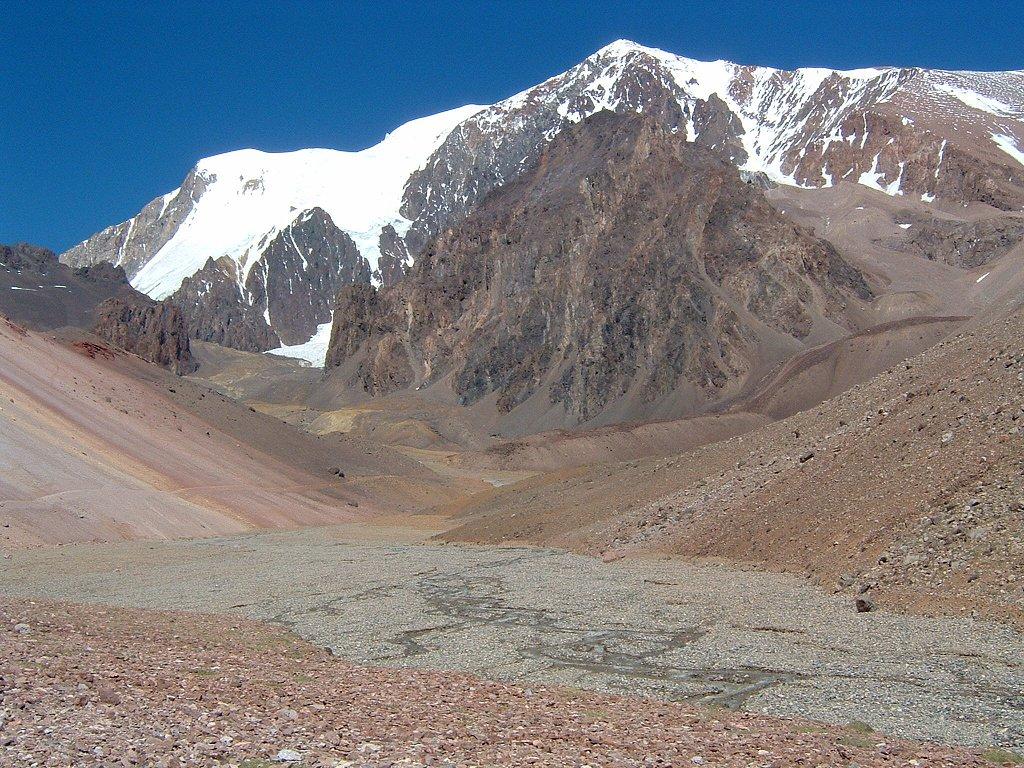 Monte Mercedario, provincia di San Juan, Argentina. (fonte: Wikipedia)