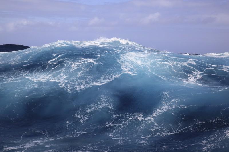 L'espansione della calotta glaciale antartica, 14 milioni di anni fa, fu seguita da un innalzamento della temperatura superficiale dell'oceano meridionale  (credit: Frank Roedel, Alfred Wegener Institut)