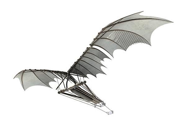 Macchina volante di Leonardo