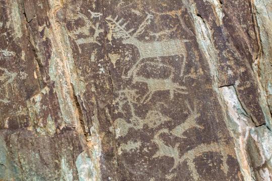 Arte rupestre, prima forma di comunicazione tra esseri umani